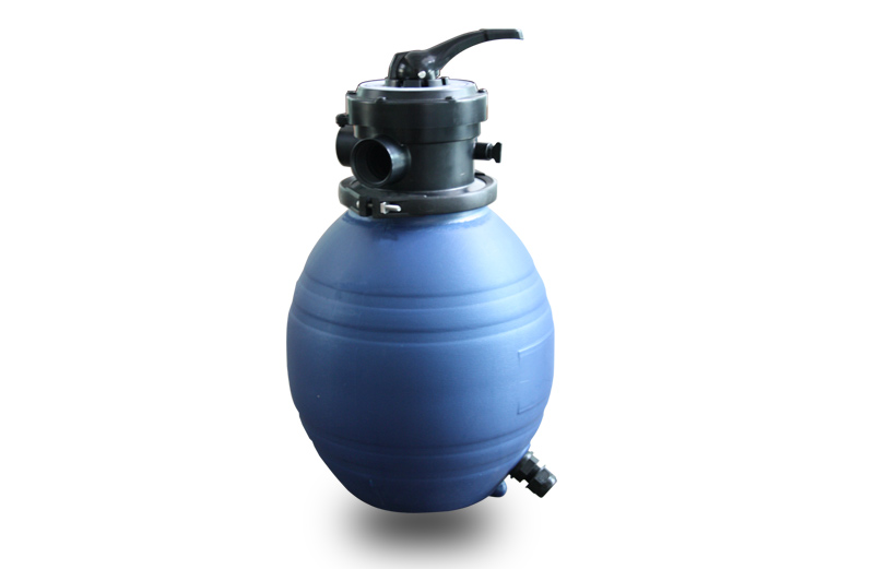Top Mount Sand Filter Rbt Mini Series Reliant Pool Products