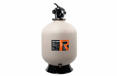 Top Mount Sand Filter Rat Series Reliant Pool Products