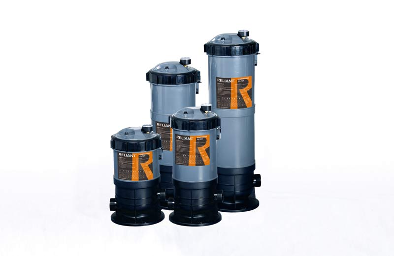 Rac Series Reliant Pool Products